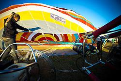 Festival Internacional de Balonismo - que acontece no mês de Maio, em Torres / RS. FOTO: Emmanuel Denaui/ Agência Preview