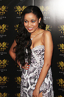 LONDON - May 29: Dionne Bromfield at the Lipsy VIP Fashion Awards 2013 (Photo by Brett D. Cove)