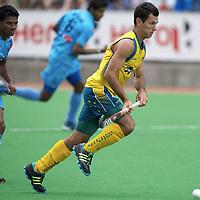 MELBOURNE - Champions Trophy men 2012<br /> India v Austalia <br /> foto: Jamie Dwyer.<br /> FFU PRESS AGENCY COPYRIGHT FRANK UIJLENBROEK