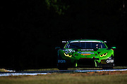 October 1, 2016: IMSA Petit Le Mans, #16 Richard Antinucci, Spencer Pumpelly, Corey Lewis, Change Racing, Lamborghini Huracán GT3