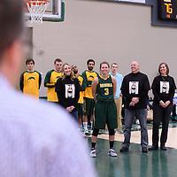 Cougar Basketball 5th Year Night