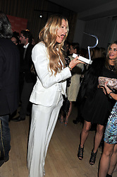 ELLE MACPHERSON at the 2012 Rodial Beautiful Awards held at The Sanderson Hotel, Berners Street, London on 6th March 2012.