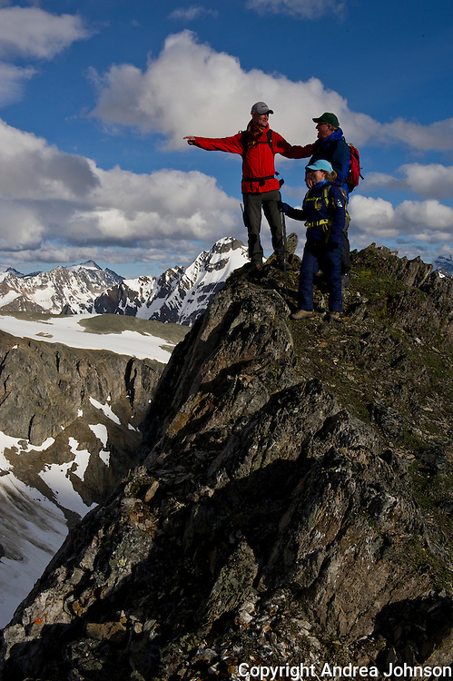 Canadian Mountain Holidays Heli-hiking vacations, Bugaboos Lodge,  British Columbia, Canada
