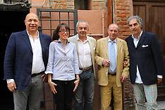 20130604 CONFERENZA STAMPA MUSICA RISTORANTE DA GUIDO