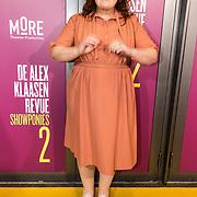 NLD/Amsterdam/20191007 - Premiere van De Alex Klaasen Revue - Showponies 2, Eva Van der Gucht