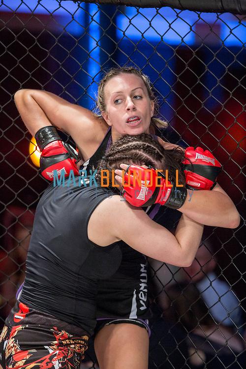 Liz Grainge vs. Louise Hiller