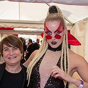 NLD/Amsterdam/201905225 - Amsterdamdiner 2019, Lilian Ploumen