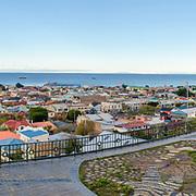 Panorama Punta Arenas (Format 3 x 1)