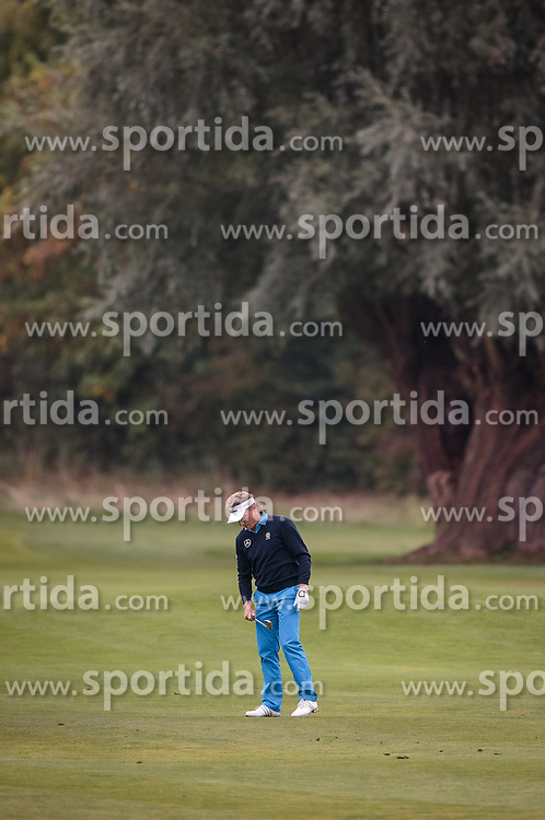 27.09.2015, Beckenbauer Golf Course, Bad Griesbach, GER, PGA European Tour, Porsche European Open, im Bild Bernhard Langer (GER) // during the European Tour, Porsche European Open Golf Tournament at the Beckenbauer Golf Course in Bad Griesbach, Germany on 2015/09/27. EXPA Pictures © 2015, PhotoCredit: EXPA/ JFK