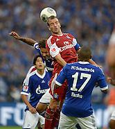 Fussball Bundesliga 2013/14: Schalke - Hamburger SV