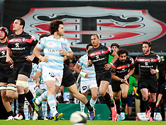 Toulouse v Racing Metro