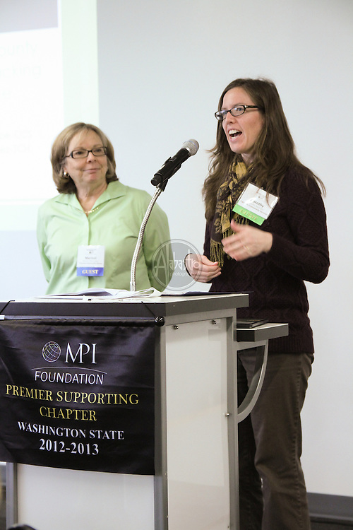 MPI WSC Monthly Educational Program, March 2014.