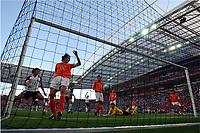 FOOTBALL - EUROPEAN CHAMPIONSHIP 2004 - FIRST ROUND - GROUP D -  15/06/2004 - GERMANY v NETHERLANDS - TORSTEN FRINGS 'S GOAL - <br /> PHOTO FRANCK FAUGERE /DIGITALSPORT