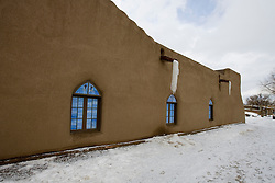 Taos Pueblo Church<br />