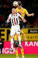 Onderwerp/Subject: Willem II - Roda JC - Eredivisie<br /> Reklame:  <br /> Club/Team/Country: <br /> Seizoen/Season: 2012/2013<br /> FOTO/PHOTO: Danny GUIJT (FRONT) of Willem II in duel with Rob WIELAERT ( Robbie WIELAERT ) (BEHIND) of Roda JC. (Photo by PICS UNITED)<br /> <br /> Trefwoorden/Keywords: <br /> #04 $94 ±1355242121502<br /> Photo- & Copyrights © PICS UNITED <br /> P.O. Box 7164 - 5605 BE  EINDHOVEN (THE NETHERLANDS) <br /> Phone +31 (0)40 296 28 00 <br /> Fax +31 (0) 40 248 47 43 <br /> http://www.pics-united.com <br /> e-mail : sales@pics-united.com (If you would like to raise any issues regarding any aspects of products / service of PICS UNITED) or <br /> e-mail : sales@pics-united.com   <br /> <br /> ATTENTIE: <br /> Publicatie ook bij aanbieding door derden is slechts toegestaan na verkregen toestemming van Pics United. <br /> VOLLEDIGE NAAMSVERMELDING IS VERPLICHT! (© PICS UNITED/Naam Fotograaf, zie veld 4 van de bestandsinfo 'credits') <br /> ATTENTION:  <br /> © Pics United. Reproduction/publication of this photo by any parties is only permitted after authorisation is sought and obtained from  PICS UNITED- THE NETHERLANDS