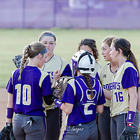 04-28-16 Berryville Softball vs Greenland
