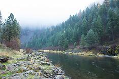 Wallowa River, Oregon Photos