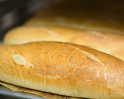 Fresh-baked bread at Pino's Deli and Cafe in Greece on Friday, March 20, 2015.