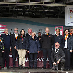 10-04-2016: Wielrennen: Energiewachttour vrouwen: BorkumBORKUM (GER) wielrennen  De slotetappe van de Energiewachttour was een etappe op het Duitse Waddeneiland Borkum.