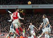 Arsenal v West Bromwich Albion - Premier League - 26/12/2016