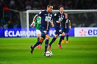 Gregory VAN DER WIEL - 08.04.2015 - Paris Saint Germain / Saint Etienne - 1/2Finale Coupe de France<br />Photo : WinterPress / Icon Sport
