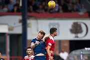 10th August 2019; Dens Park, Dundee, Scotland; SPFL Championship football, Dundee FC versus Ayr; Danny Johnson of Dundee