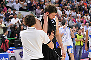 DESCRIZIONE : Campionato 2014/15 Dinamo Banco di Sardegna Sassari - Dolomiti Energia Aquila Trento Playoff Quarti di Finale Gara4<br /> GIOCATORE : Filippo Baldi Rossi<br /> CATEGORIA : Ritratto Delusione Postgame<br /> SQUADRA : Dolomiti Energia Trento<br /> EVENTO : LegaBasket Serie A Beko 2014/2015 Playoff Quarti di Finale Gara4<br /> GARA : Dinamo Banco di Sardegna Sassari - Dolomiti Energia Aquila Trento Gara4<br /> DATA : 24/05/2015<br /> SPORT : Pallacanestro <br /> AUTORE : Agenzia Ciamillo-Castoria/C.AtzoriAUTORE : Agenzia Ciamillo-Castoria/C.Atzori