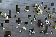 12 November 2010- New York, NY- Atmosphere at The 9th Annual American Airlines Flight 587 Memorial Ceremony. 270 Souls were lost as well s several persons on the ground, marking this crash as as siginificant crash in American Aviation History.  Photo Credit: Terrence Jennings