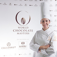 Sandra Abballe. World Chocolate Masters Canadian Selection, January 20, 2013.