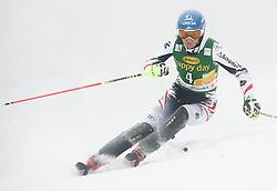 SCHILDMarlies of Austria competes during 1st Run of 50th Golden Fox Audi Alpine FIS Ski World Cup Ladies Slalom, on February 2, 2014 in Podkoren, Kranjska Gora, Slovenia. (Photo By Matic Klansek Velej / Sportida.com)