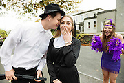 Cast members: Thomas Connolly, Megan Molloy and Amy McGourty during rehearsals which are well underway and tickets are selling fast for Seamount College's  fabulous upcoming musical &quot;Guys and Dolls&quot;. Tickets are priced at &euro;12 for an adult/ &euro;7 concession  <br /> <br /> The show is on Thursday 10th and Friday 11th November. The show begins at 8pm In Kilcornan Clarenbridge .<br /> <br /> Make sure to book your place in the audience. You won't want to miss out! <br />  Photo :Andrew Downes, XPOSURE