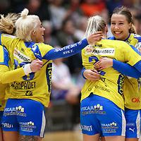HBALL: 17-09-2018 - Herning-Ikast Håndbold - Nykøbing F. - Santander Cup (1/4-finale)