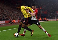 Southampton v Watford - 27 January 2018