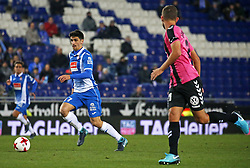November 30, 2017 - Barcelona, Catalonia, Spain - Gerard Moreno during the Copa del Rey match between RCD Espanyol and CD Tenerife,i n Barcelona, on November 30, 2017. (Credit Image: © Joan Valls/NurPhoto via ZUMA Press)