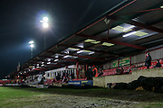General View of the stadium before the Sky Bet League 2 match between Accrington Stanley and Hartlepool United at the Fraser Eagle Stadium, Accrington, England on 19 January 2016. Photo by Mark P Doherty.