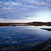 the moors at sunrise