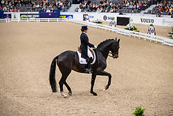 Vilhelmson Silfven Tinne, SWE, Don Auriello<br /> LONGINES FEI World Cup™ Finals Gothenburg 2019<br /> © Dirk Caremans<br /> 05/04/2019