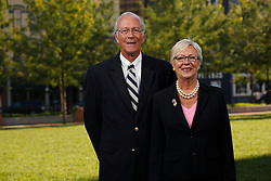 Group and profile photos for Fowler Bell Law Firm, Wednesday, Aug. 26, 2015 at the Central Bank courtyard and Triangle Park in Lexington.
