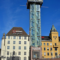 Trafikanten Tower in Oslo, Norway<br />
