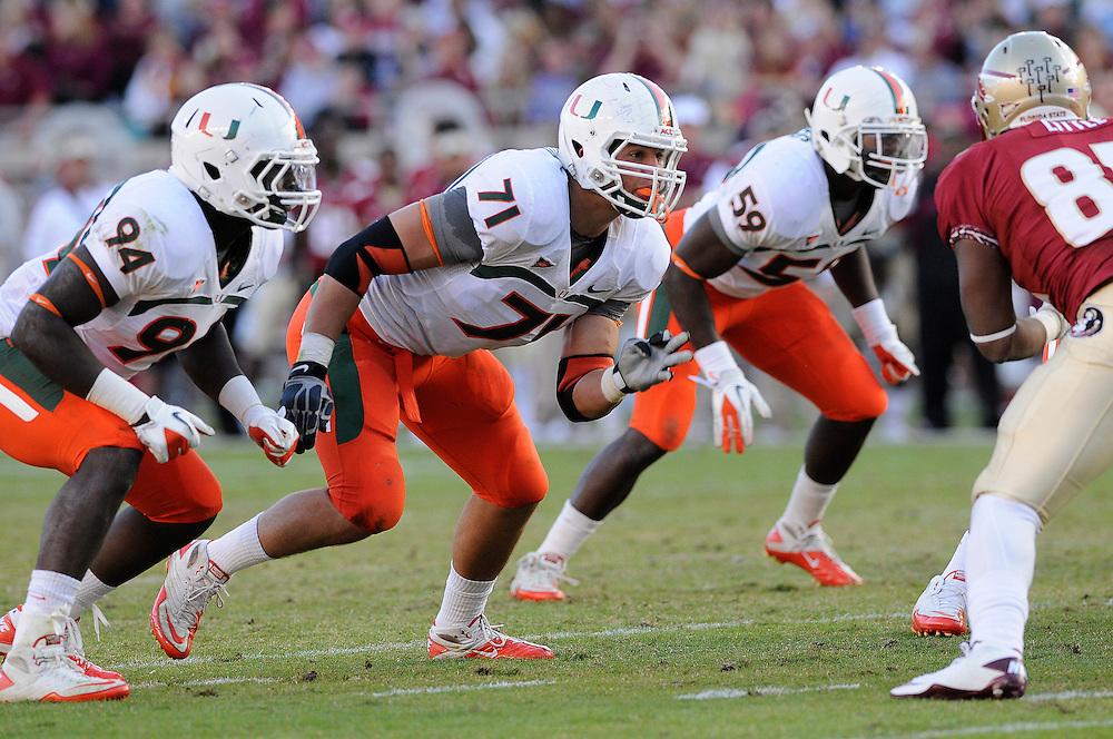 2011 Miami Hurricanes Football @ Florida State