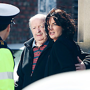 Fair City Eps 84<br /> TX: Wednesday 21st May 2014<br /> The community is shocked as Tommy is leaving<br /> L-R<br /> Ray - Mick Nolan<br /> Yvonne - Ciara O'Callaghan