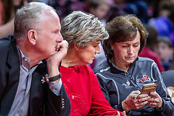 NORMAL, IL - December 20:  during a college women's basketball game between the ISU Redbirds and the St. Louis Billikens on December 20 2018 at Redbird Arena in Normal, IL. (Photo by Alan Look)