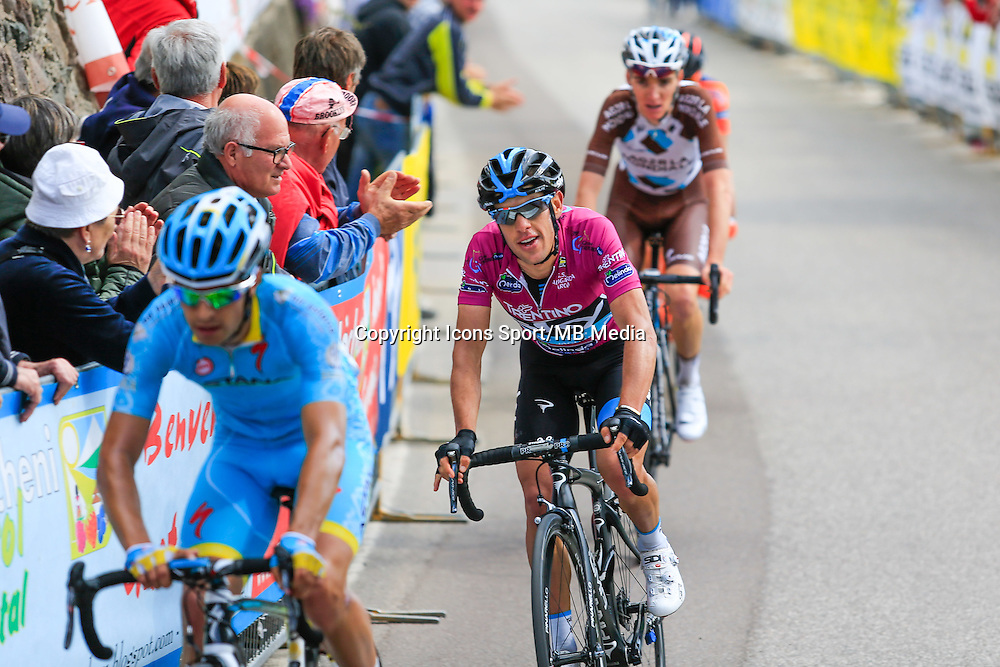 Mikel Landa Meana / Richie Porte / Romain Bardet - 23.04.2015 - Tour du Trentin - Etape 03<br /> Photo : Pierre Teyssot / Icon Sport
