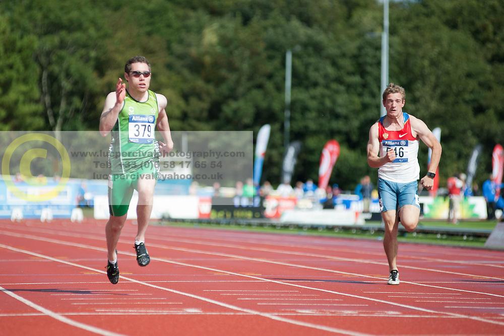 SMYTH Jason, LOGINOV Artem, 2014 IPC European Athletics Championships, Swansea, Wales, United Kingdom