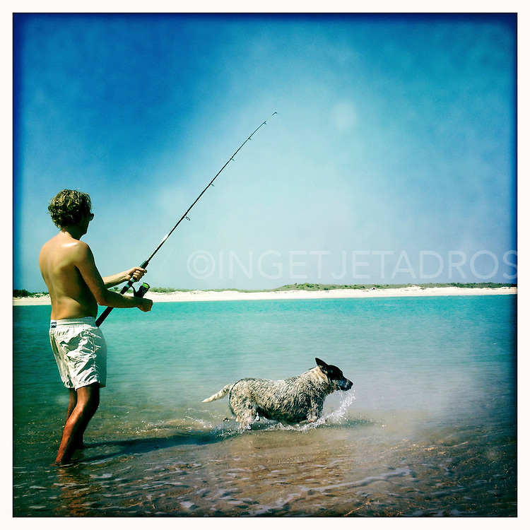 Australian fishing ©MR