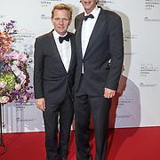 NLD/Amsterdam20151106 - Nationaal Opera Gala 2015, Michiel van Erp en partner Paul Stolk