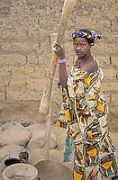 Mali - Région de Segou - Segoukoro - Ancien royaume Bambara