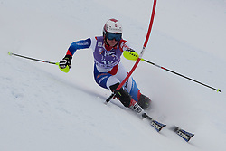 19.12.2010, Val D Isere, FRA, FIS World Cup Ski Alpin, Ladies, Super Combined, im Bild Fabienne Suter (SUI) whilst competing in the Slalom section of the women's Super Combined race at the FIS Alpine skiing World Cup Val D'Isere France. EXPA Pictures © 2010, PhotoCredit: EXPA/ M. Gunn / SPORTIDA PHOTO AGENCY