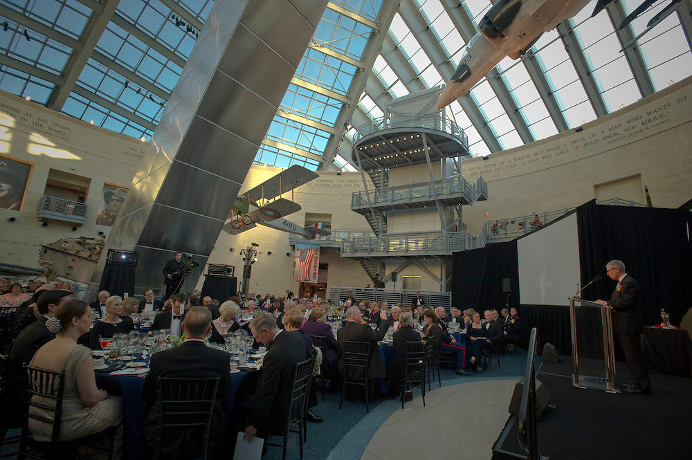 The Marine Corps Heritage Foundation hosts the 32nd Annual Awards Dinner recognizing a series of awards to both Marines and civilian community members for exemplary work in advancing and preserving Marine Corps history.