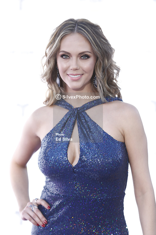 HOLLYWOOD, CA - OCTOBER 26: Jessica Carrillo attends the Telemundo's Latin American Music Awards 2017 held at Dolby Theatre on October 26, 2017. Byline, credit, TV usage, web usage or linkback must read SILVEXPHOTO.COM. Failure to byline correctly will incur double the agreed fee. Tel: +1 714 504 6870.